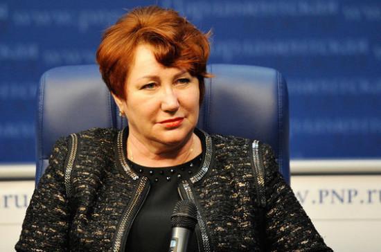 Перминова: в Послании президент конкретизировал стоящие перед страной задачи