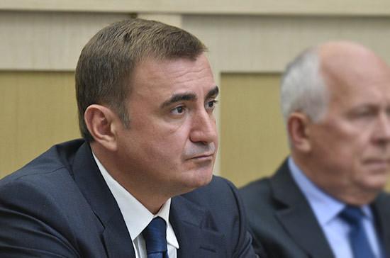 Ориентиры развития Тульской области созвучны поставленным в Послании целям, заявил губернатор