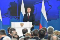 Путин заявил о необходимости увеличить российскую спутниковую группировку