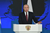 Владимир Путин: ключевая задача — сбережение народа