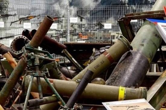 В Крым придет эшелон с трофейной сирийской военной техникой