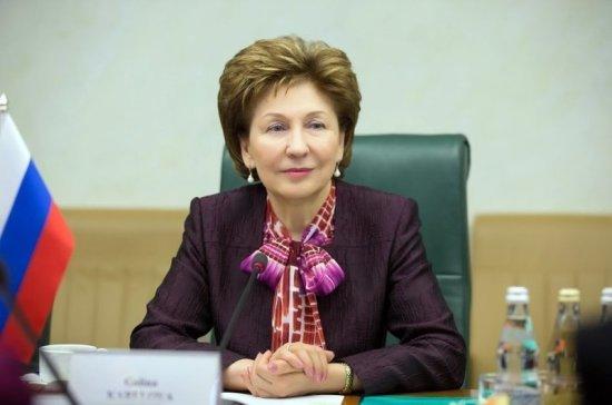 Карелова отметила важность информирования граждан о содержании нацпроектов