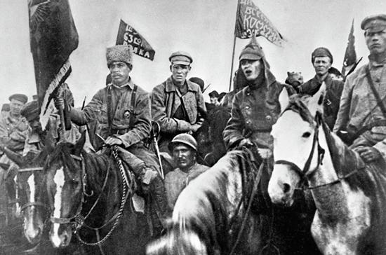 Красная армия выкристаллизовалась после Свияжска
