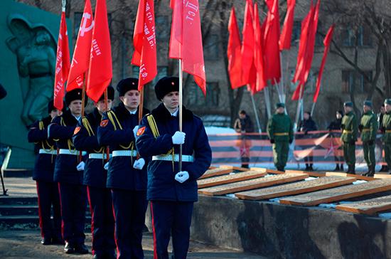 Парламент ЛНР принял закон об увековечении Победы в ВОВ