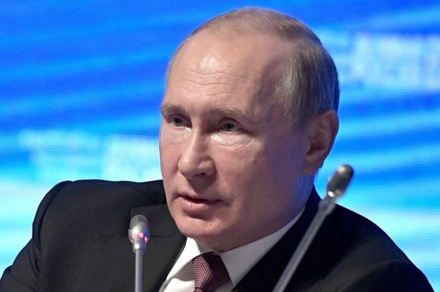 Путин: аналогов российским вооружениям в мире не будет еще долго