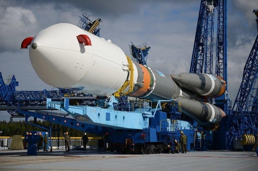 Россия вывела на орбиту египетский спутник
