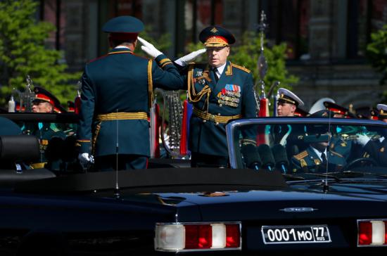 Путин присвоил звание 65-му генералу армии в истории России