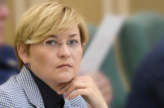 Бокова рассказала подробности проекта о порядке проведения проверок компаний с филиалами