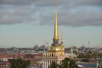 В Петербурге предупредили об угрозе падения штукатурки с фасадов зданий