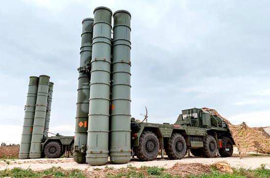 Китайские СМИ показали полученные российские С-400