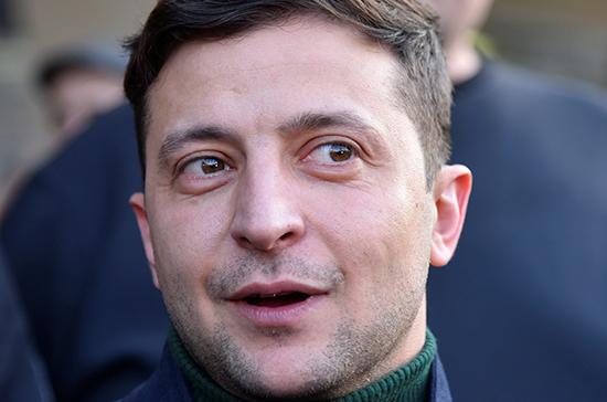 Новый опрос подтвердил лидерство Зеленского в предвыборной гонке на Украине