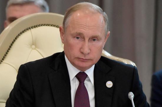 Путин потребовал активнее развивать рынок газомоторного топлива