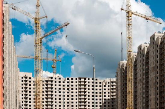 Строительство 12 домов в рамках реновации начнется в Москве в течение месяца