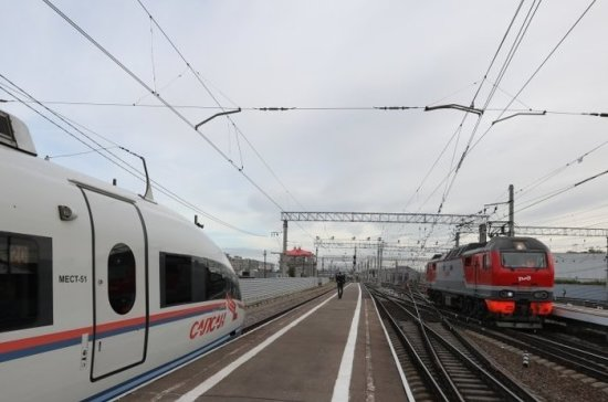 Поезд Петербург-Мурманск станет ходить быстрее с 1 апреля