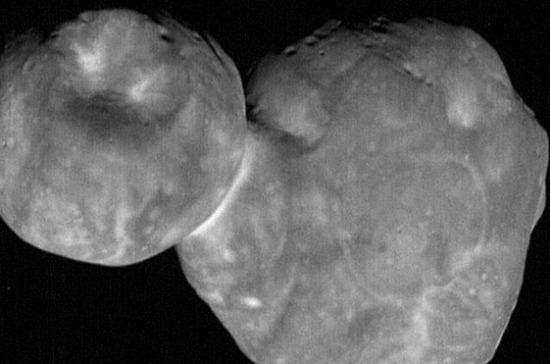 Учёные НАСА нашли загадочные структуры на «плоской» планете
