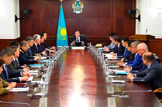 Премьер Казахстана заявил, что новый кабмин нацелен на повышение уровня жизни граждан