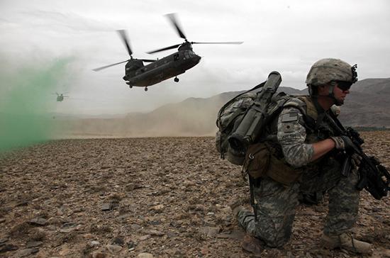 Эксперт: США хотят уйти из Афганистана, сохранив контроль в регионе
