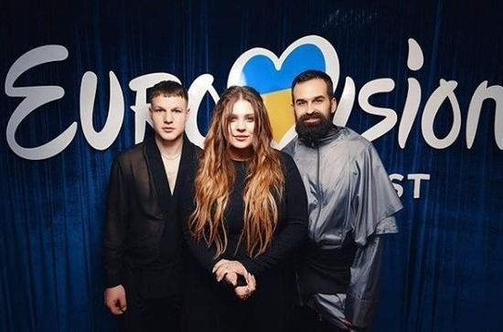 Украинская группа Kazka отказалась от участия в «Евровидении»