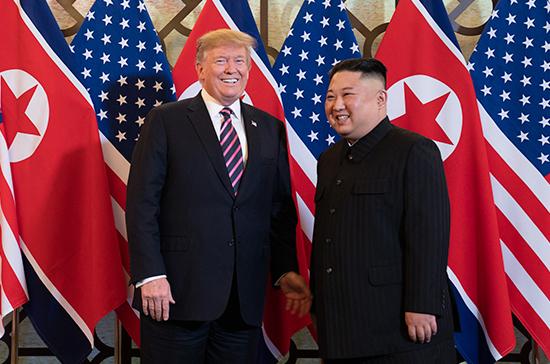 Помпео: Трамп самостоятельно принял решение не подписывать соглашение с КНДР