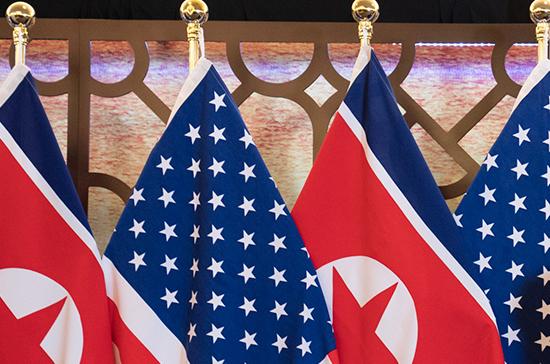 Антон Морозов: КНДР может пойти на денуклеаризацию после снижения агрессивной риторики США