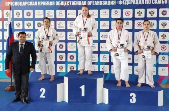 Дарья Егорова представит Севастополь на чемпионате России по дзюдо среди юниоров