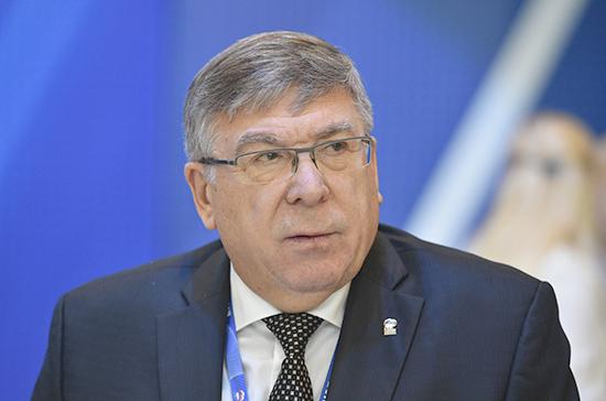 Рязанский объяснил необходимость перерасчёта пенсий