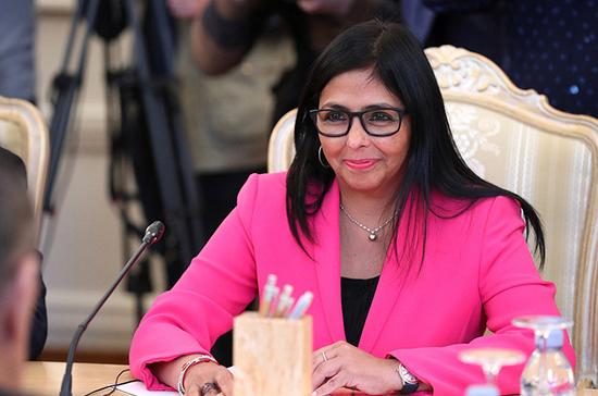 Вице-президент Венесуэлы: в мире только США игнорируют международные нормы
