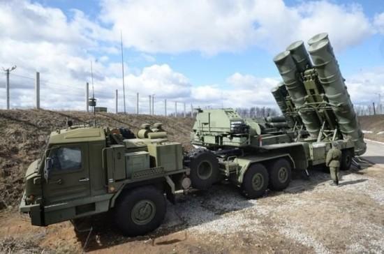 Российская армия в ближайшее время получит системы С-500, сообщили в Минобороны