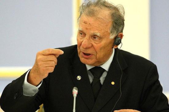Николаев назвал смерть Алфёрова большой утратой для России