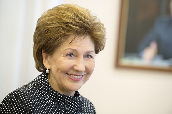 Карелова подвела итоги международного женского форума в Новокузнецке