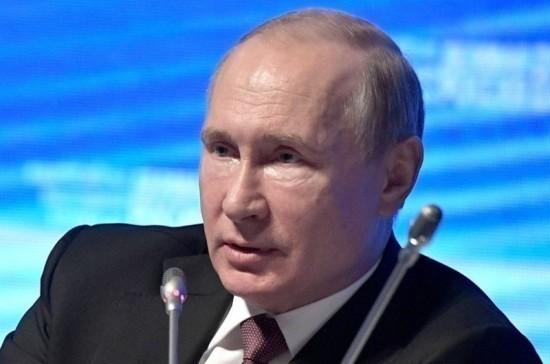 Путин: наследие Универсиады принесёт пользу Красноярску
