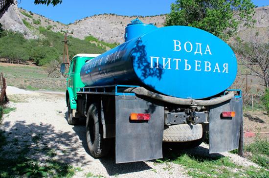 Хватит ли в Крыму летом воды для миллионов отдыхающих?