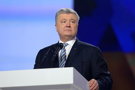 Порошенко уволил первого замглавы СНБО после публикации в СМИ о хищениях в армии