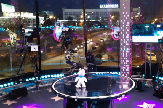 «Матч ТВ» построил ультрасовременную студию в Красноярске