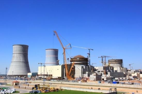Литовский премьер предложил переориентировать Белорусскую АЭС на природный газ