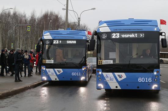 Автобусы в Петербурге станут больше, но ходить будут реже