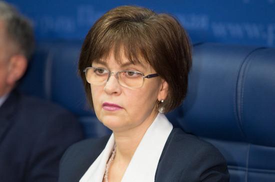 Елена Попова: внедрение «цифровой школы» не должно стать бременем для регионов