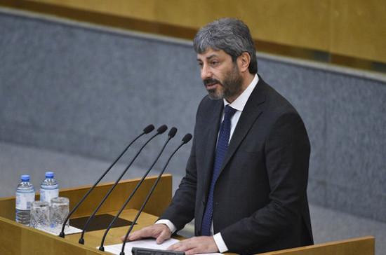 Палата депутатов парламента Италии выступает за восстановление прав делегации России в ПАСЕ