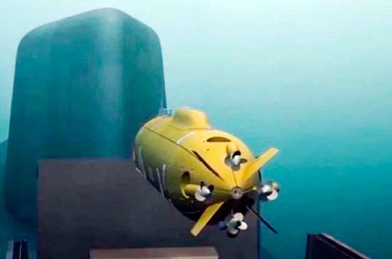 Военный эксперт рассказал об инновационном морском оружии, разрабатываемом в России