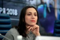 Ласицкене рассказала, чем хотела бы заниматься в комитете спортсменов РУСАДА