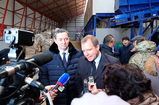 Кутепов рассказал об итогах поездки членов комиссии Совфеда в Калмыкию