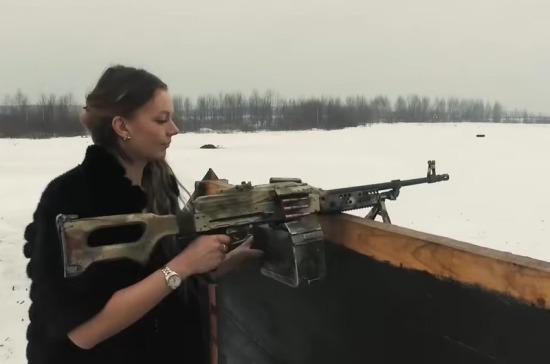 Росгвардия выпустила клип к 8 Марта (ВИДЕО)