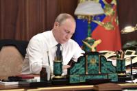 Путин подписал указ о повышении выплат по уходу за детьми-инвалидами