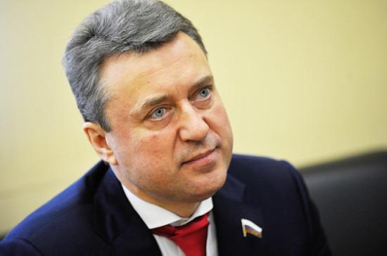 Выборный прокомментировал инцидент с миной у сотрудника посольства США