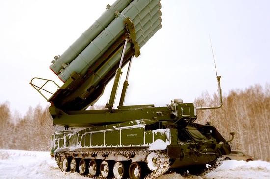 Войска в Сибири усилят новейшими ЗРК «Бук-М3»