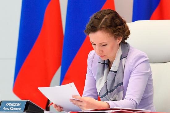Кузнецова рассказала о состоянии брошенной в московской квартире девочки