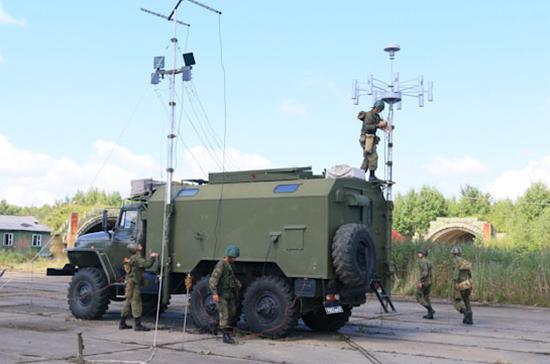 Ракетчики и артиллеристы проводят лагерный сбор в Крыму