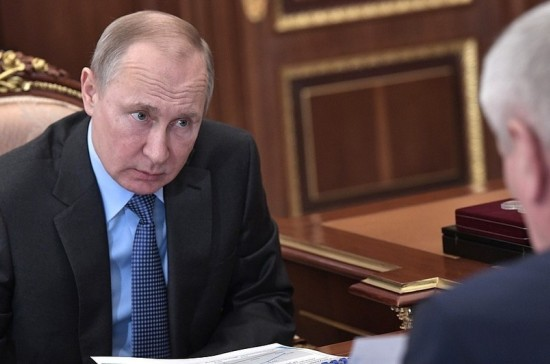 Путин отметил двукратное снижение объёма вывода средств в офшоры