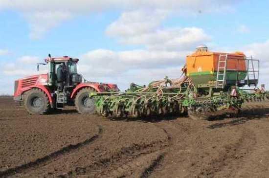 На господдержку сельского хозяйства Крыма за пять лет выделили 9,3 миллиарда рублей