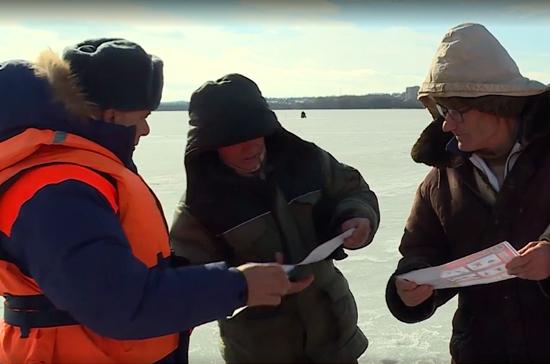 На водоёмах Липецкой области проходят усиленные рейды спасателей